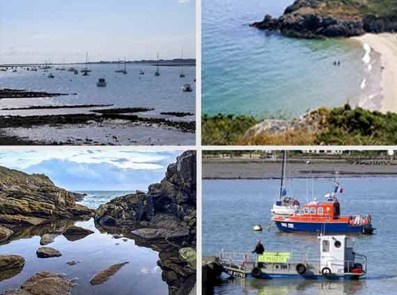 Camping Morbihan bord de mer