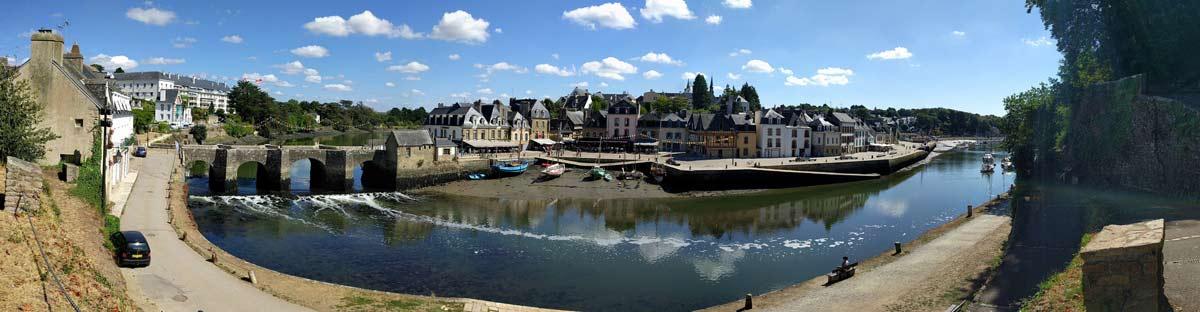 Camping Morbihan et ses régions