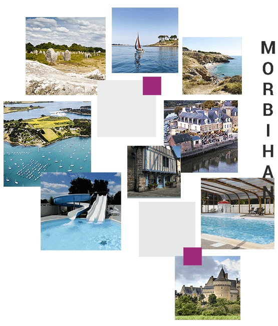 Morbihan camping