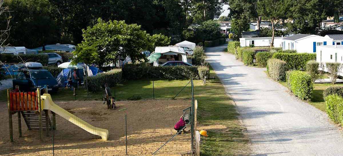 Services camping Morbihan