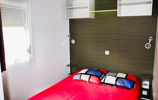 location mobil home avec terrasse en bretagne