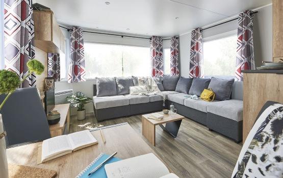 mobil-home confort premium
